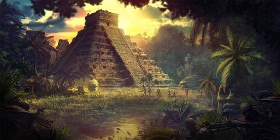 canek historia del guerrero maya 1