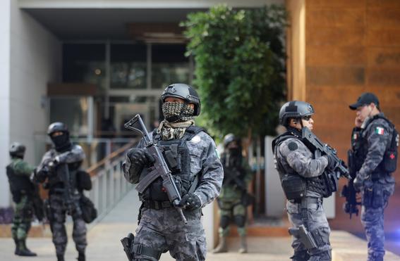 cuantos carteles operan en la ciudad de mexico 4