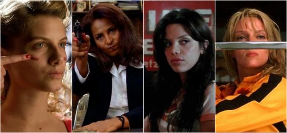 badass women in quentin tarantino movies 1