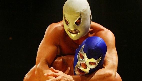 lucha libre mexicana 3