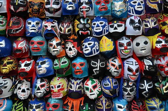 lucha libre mexicana 6
