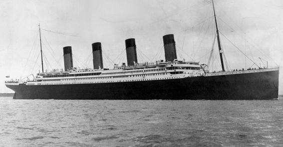 el naufragio del titan que predijo el hundimento del titanic 1