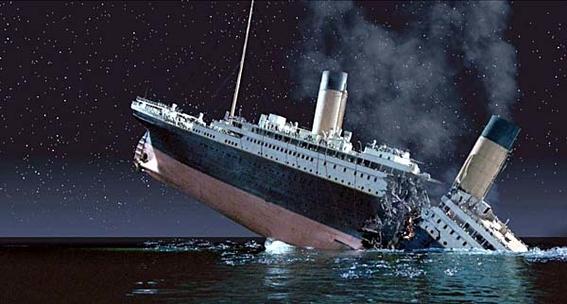 el naufragio del titan que predijo el hundimento del titanic 2