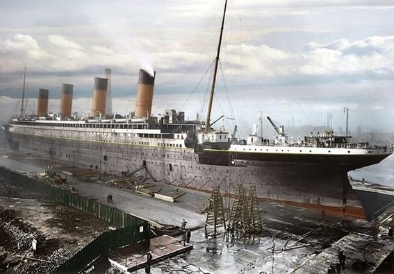 el naufragio del titan que predijo el hundimento del titanic 3