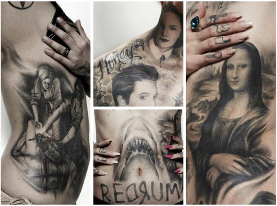 los tatuajes mas caros de la historia 5