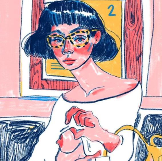 ilustraciones eroticas 14