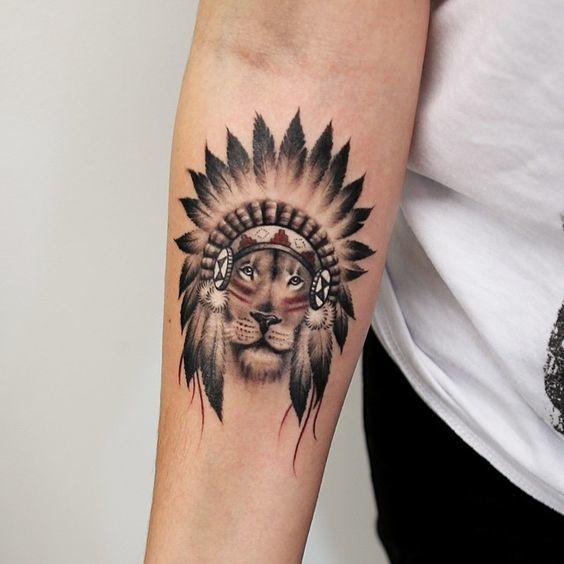 tatuajes de animales 9