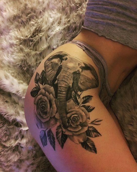 tatuajes de animales 12