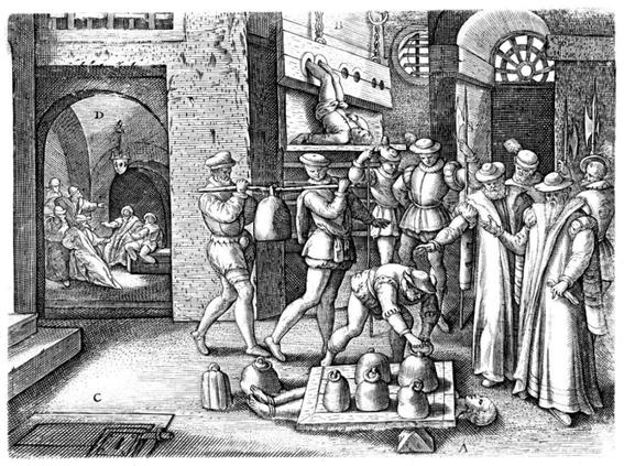 muerte de los santos catolicos 4