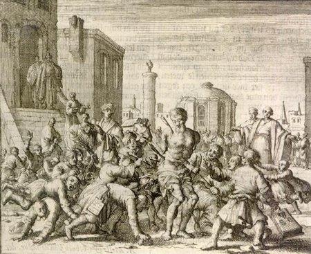 muerte de los santos catolicos 6