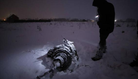 accidente aereo rusia 1