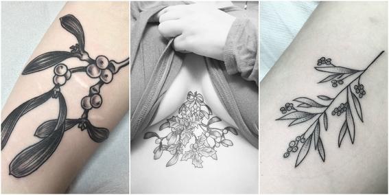 botanical tattoos plant symbolism meaning 6