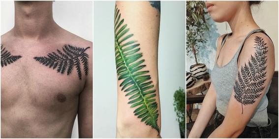 botanical tattoos plant symbolism meaning 3