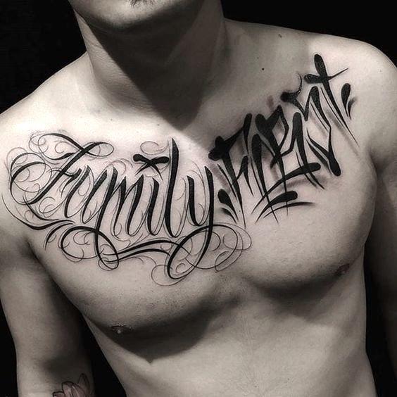 tipografias para tatuajes 3