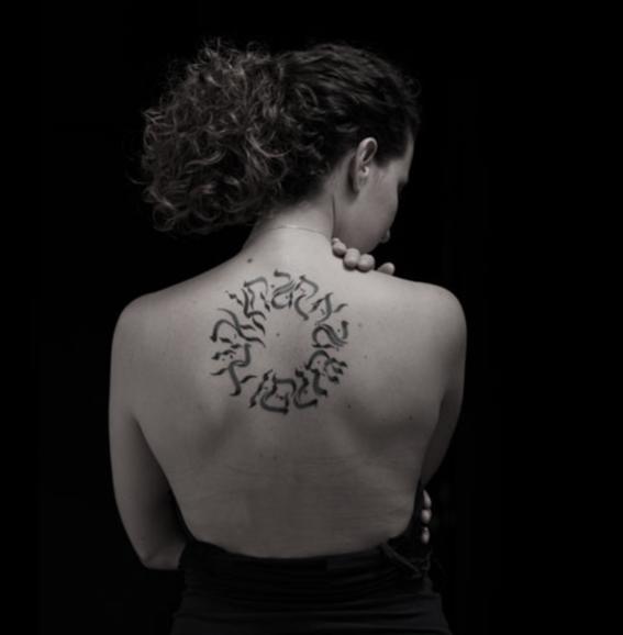tipografias para tatuajes 13