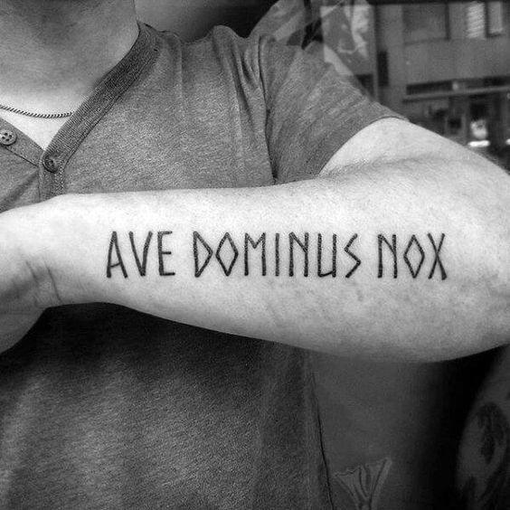 tipografias para tatuajes 1