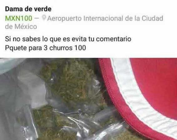 nueve detenidos por vender marihuana a traves de facebook 2