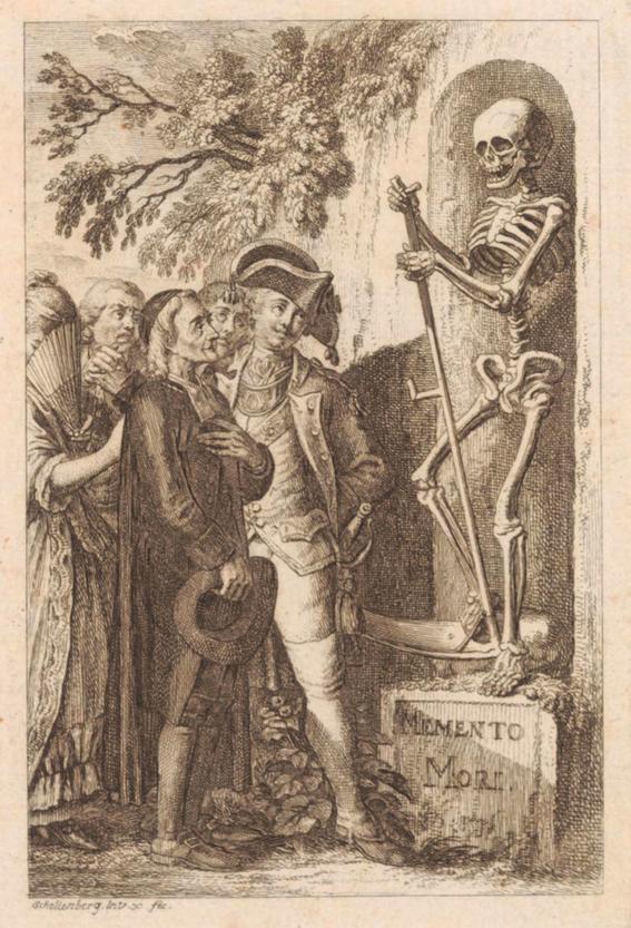 pinturas de la danza macabra 11