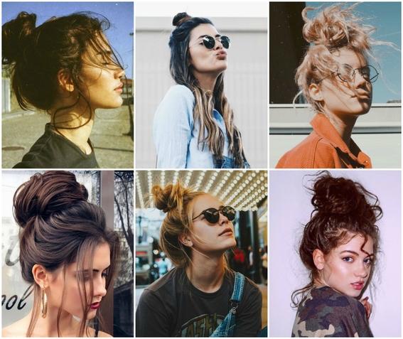 peinados para adelgazar el rostro 9