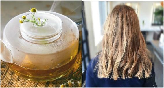 alimentos naturales para aclarar el cabello 2