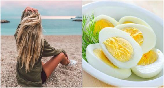 alimentos naturales para aclarar el cabello 4
