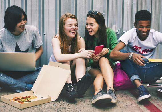importancia de tener amigos 1