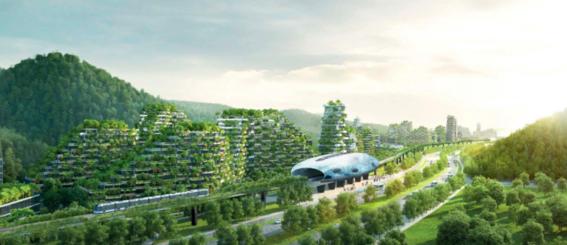 china crea la primera ciudad forestal del mundo liuzhou 2