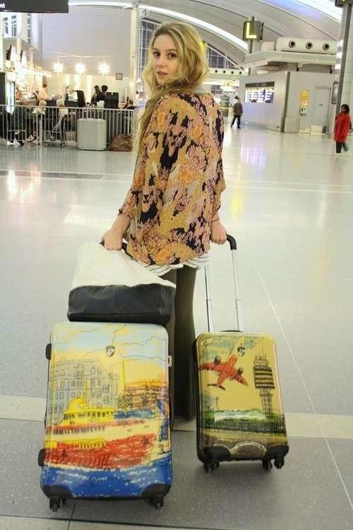 como evitar que escondan droga en tu equipaje 3