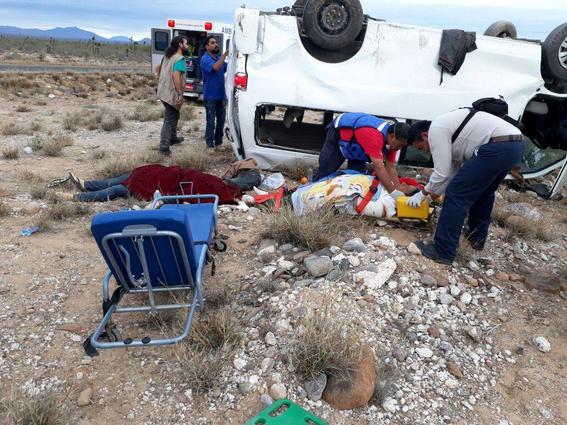 suspende marichuy recorridos tras accidente 2