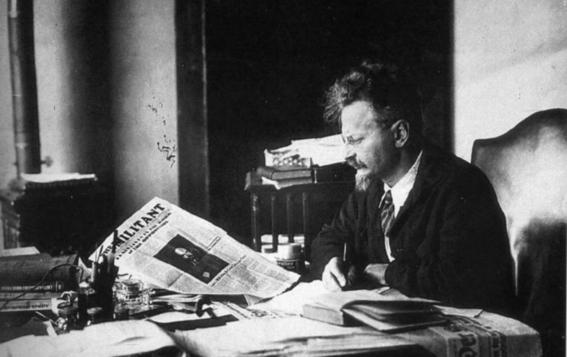 historia de la muerte de trotski 1