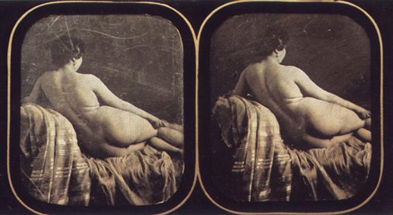 primeras fotografias eroticas de la historia 1