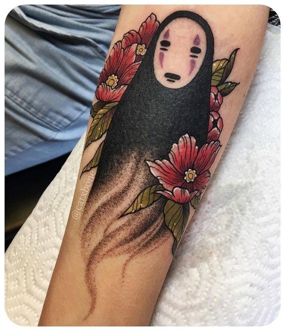 tatuajes de anime 2