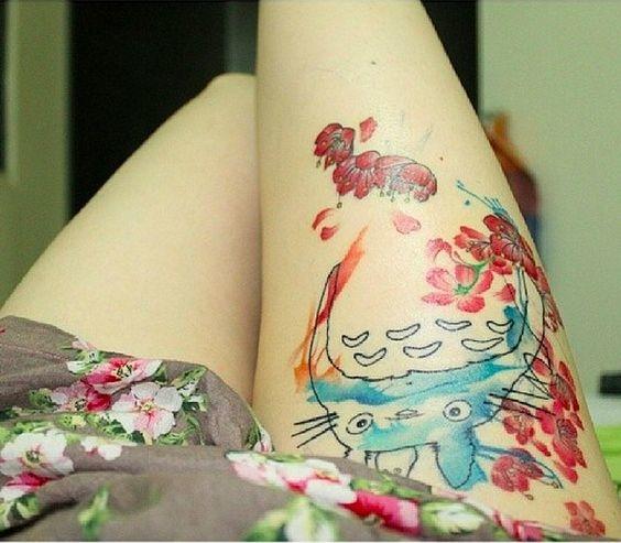 tatuajes de anime 3