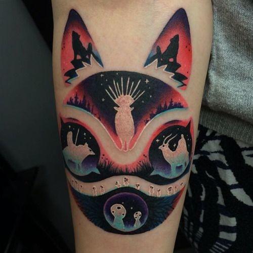 tatuajes de anime 4