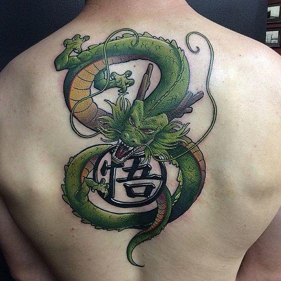 tatuajes de anime 14