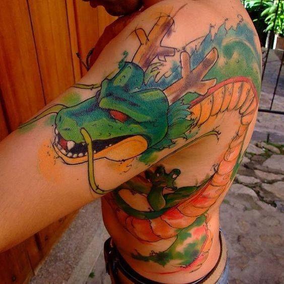 tatuajes de anime 12