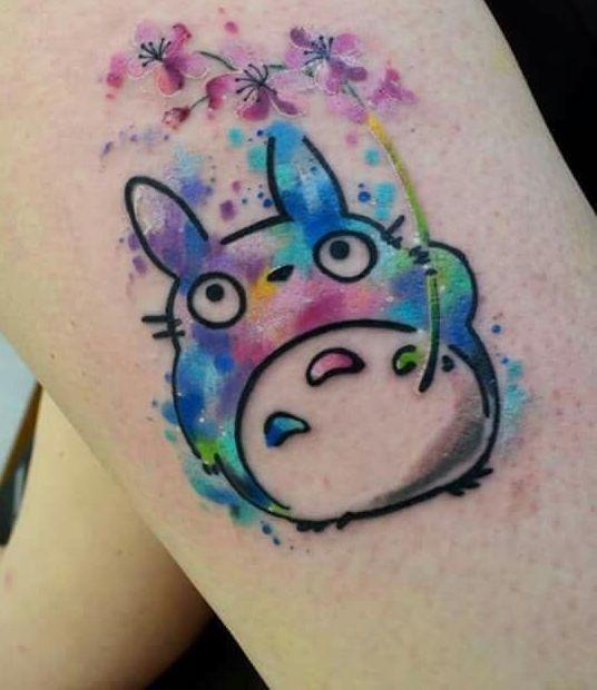 tatuajes de anime 10