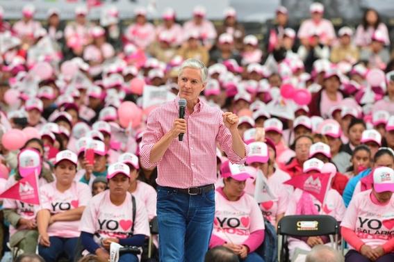 entregan salario rosa en el estado de mexico 2
