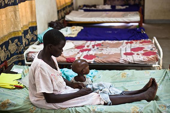 fotografias de guerra en sudan 1