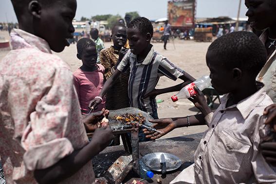 fotografias de guerra en sudan 2