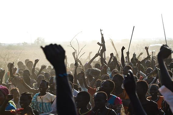 fotografias de guerra en sudan 9