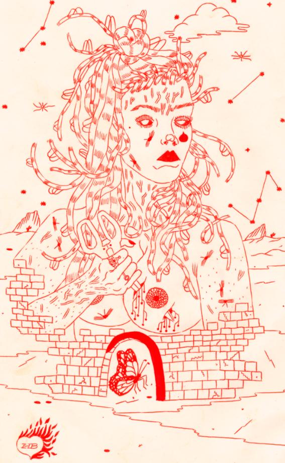 ilustraciones de los demonios eroticos 4