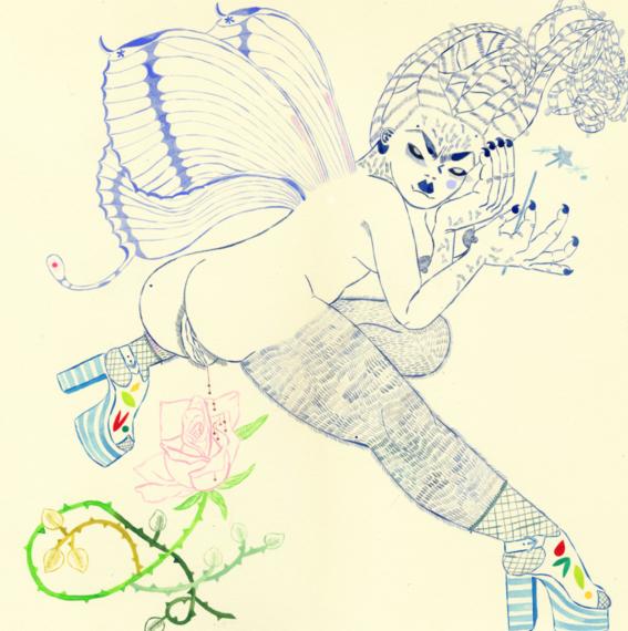 ilustraciones de los demonios eroticos 5