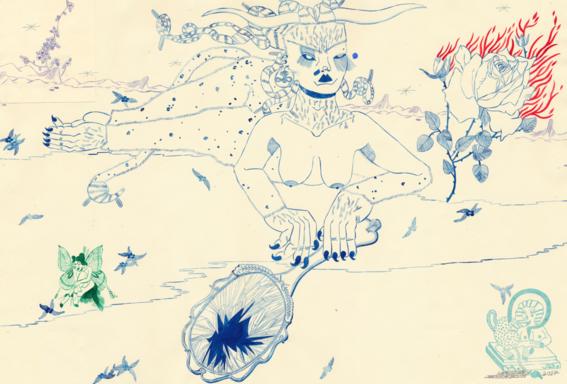 ilustraciones de los demonios eroticos 12