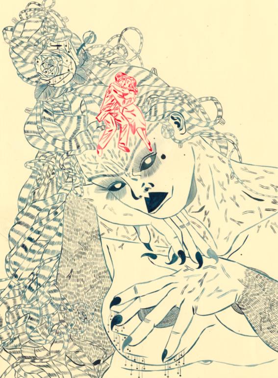 ilustraciones de los demonios eroticos 18