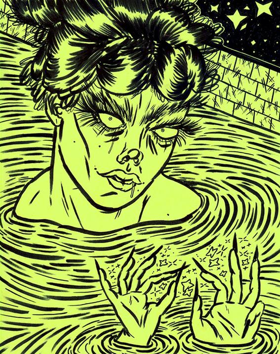 ilustraciones de los demonios eroticos 1
