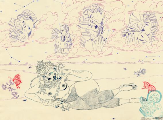 ilustraciones de los demonios eroticos 3