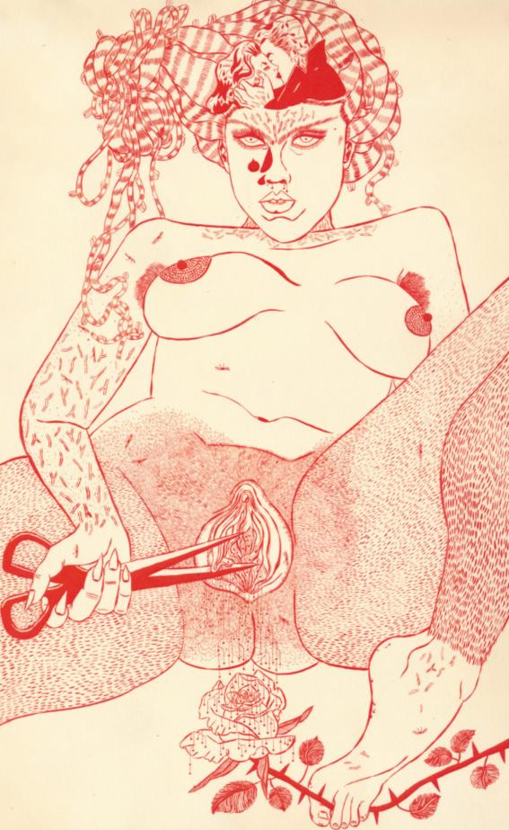 ilustraciones de los demonios eroticos 11