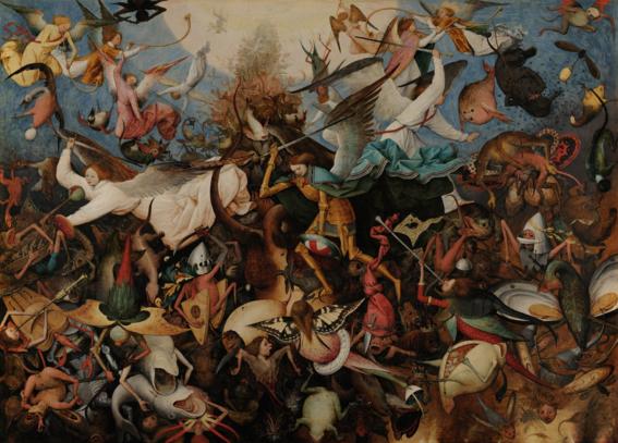 pinturas satanicas 1