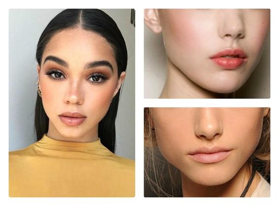 trucos de maquillaje para adelgazar el rostro 6